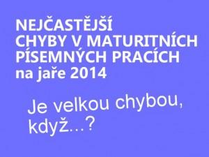 maturitni-pisemka-2014-nejcastejsi-chyby
